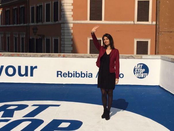 Rome revamps metro with art