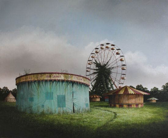 Lee Madgwick: Stand By at White Noise Gallery