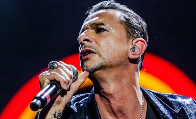 Depeche Mode concert in Rome