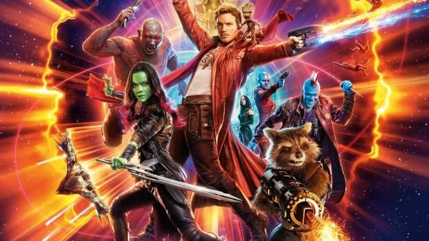 Guardians of the Galaxy Vol. 2 showing in Rome cinemas