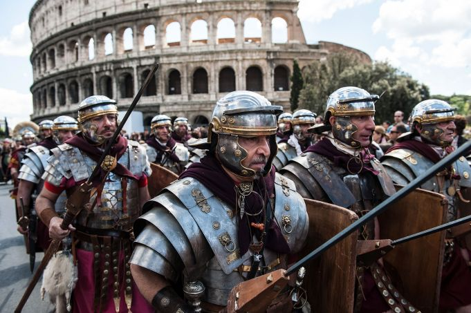City museums free for Rome's birthday