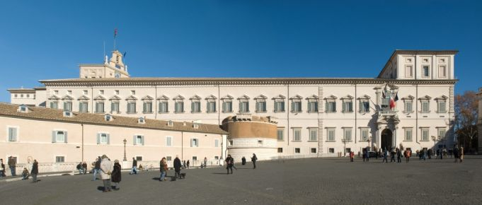 Over the centuries the 1,200-room Palazzo del Quirinale has been home to 30 popes, four kings of Italy and, since the 1940s, 12 presidents of the Italian republic.