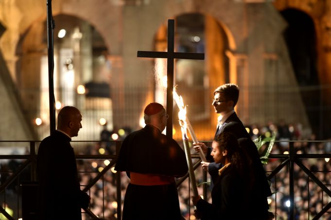 Rome increases security for Easter