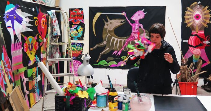 Interview with Roman street artist Gio Pistone