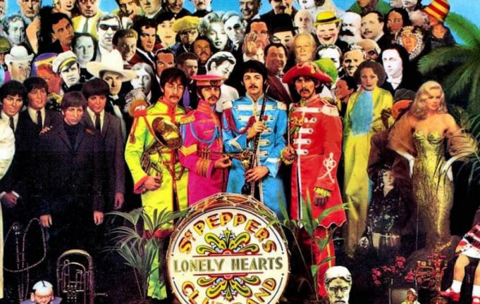 The Beatles: Sgt. Pepper & Beyond in Rome cinemas
