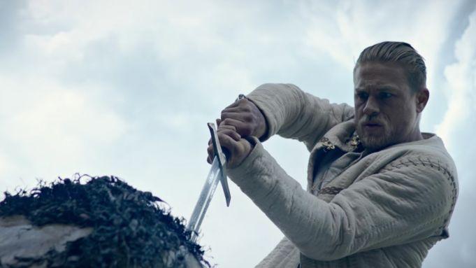 King Arthur: Legend of the Sword showing in Rome cinemas