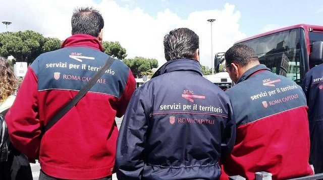 750 Rome bus drivers absent each day