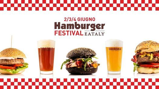 Hamburger Festival at Eataly