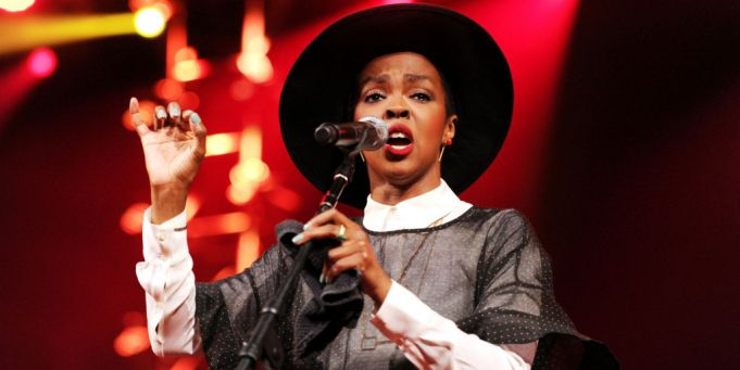 Ms. Lauryn Hill performs on 9 July