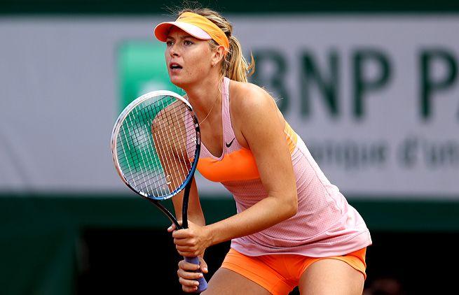 Maria Sharapova has won three Italian Open titles.