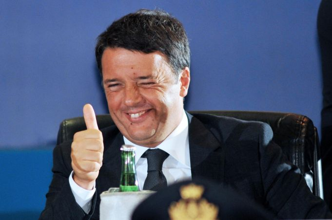 Renzi intervenes in Rome Mafia case