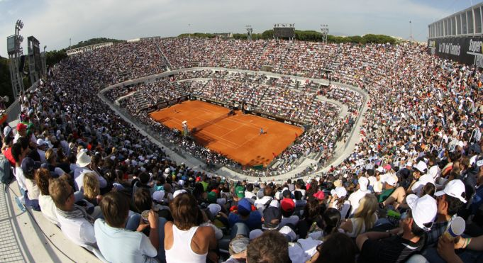 Rome Masters tennis tournament