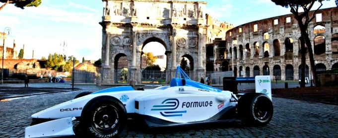 Rome to host Formula E race