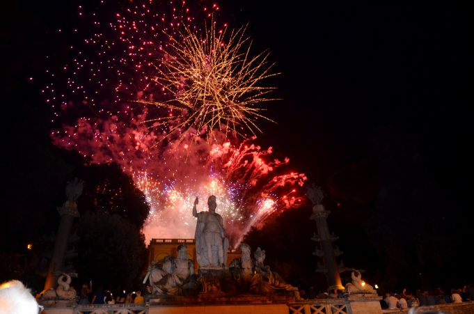 Rome patron saints' day on 29 June