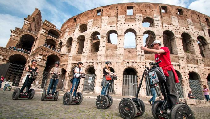 Wanted in Rome Tours