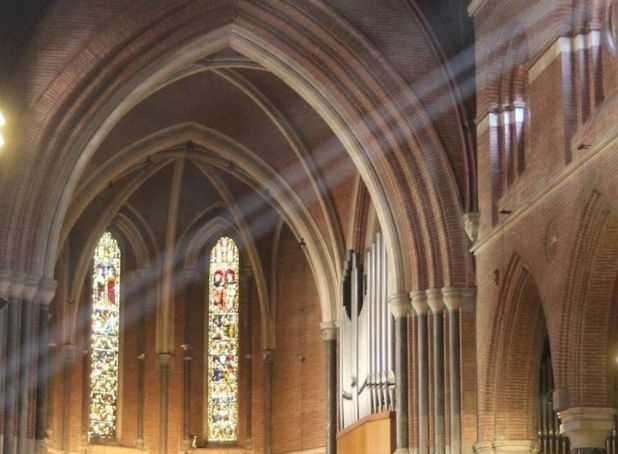Festal Choral Evensong at All Saints