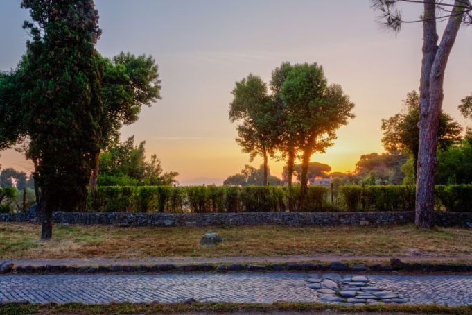 Appia Antica: Suburban Oasis