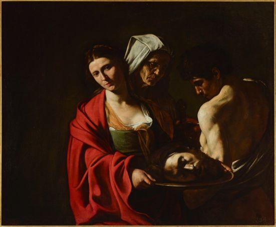 From Caravaggio to Bernini