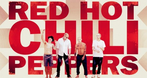 Red Hot Chili Peppers at Postepay Sound Rock in Roma