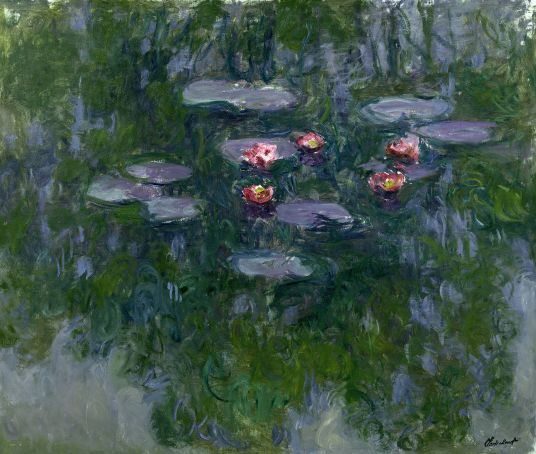 Monet exhibition in Rome