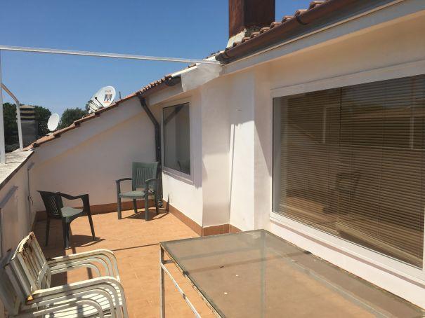 1-bedroom penthouse near Villa Borghese
