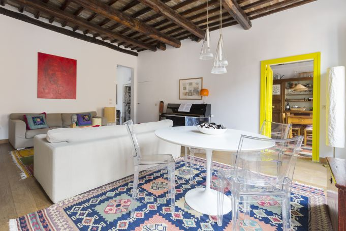 Stylish one bed near Campo de' Fiori