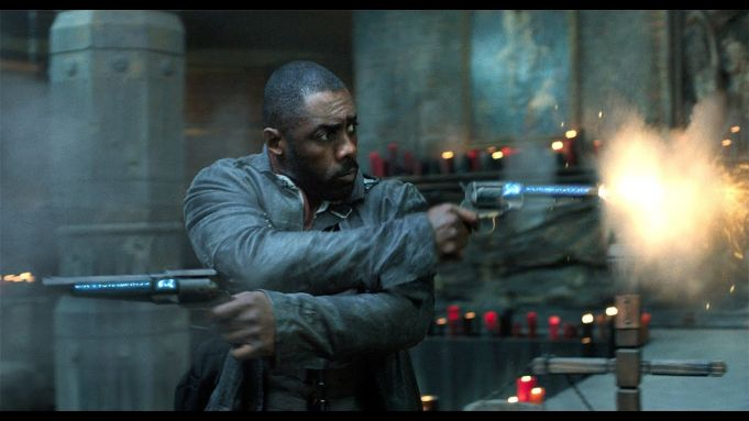 The Dark Tower showing in Rome cinemas