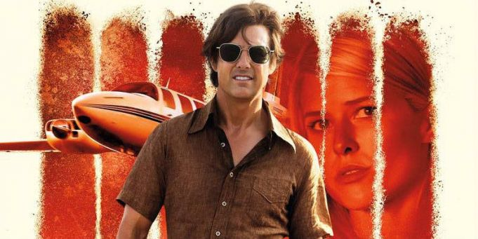 American Made showing in Rome cinemas