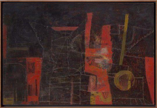 American Artists in Postwar Rome
