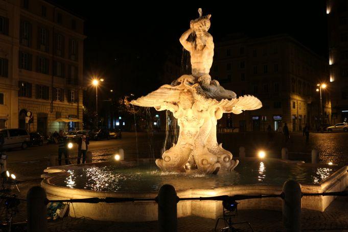 Rome raises awareness for childhood cancer