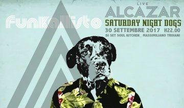 Funkallisto at Live Alcazar