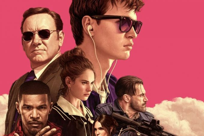 Baby Driver showing in Rome cinemas