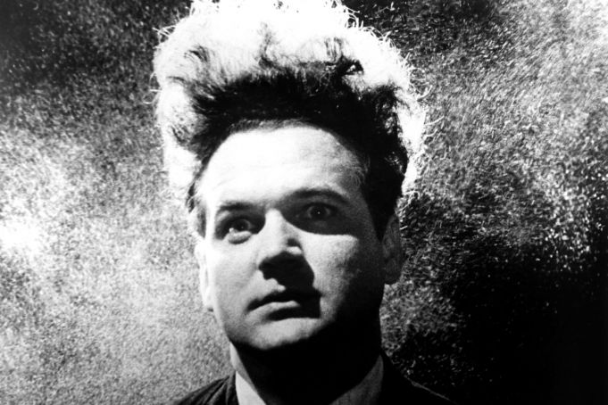 Eraserhead at Cinema Farnese
