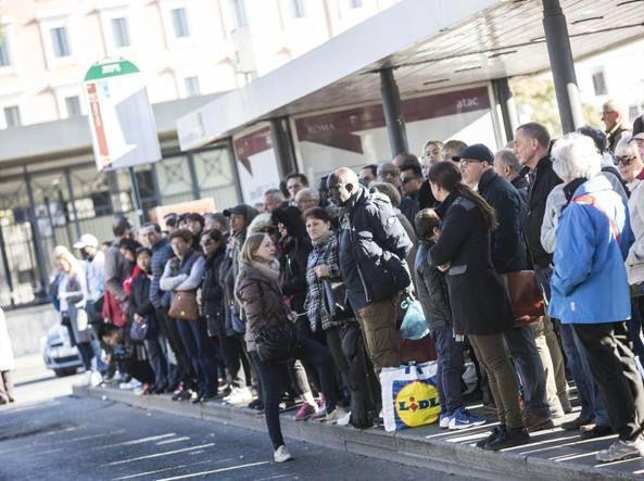 Rome public transport strike on 12 September