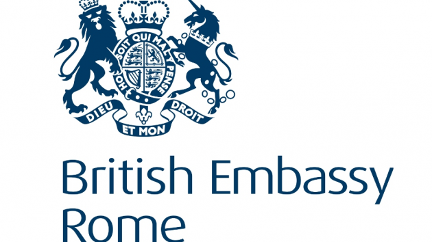 The British Embassies to the Holy See seeking Events Officer