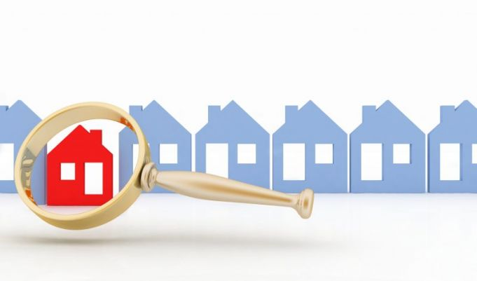 Searching for property to buy
