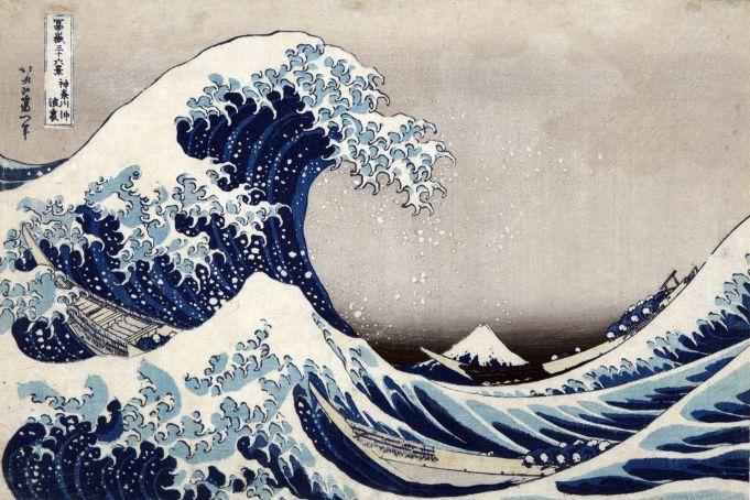 Hokusai: Sulle orme del Maestro