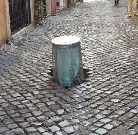 Scintillante Trastevere. Ph. Marco Fè d'Ostiani