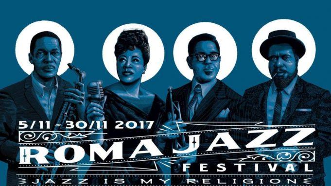 Roma Jazz Festival 2017 - From 5/30 November 2017
