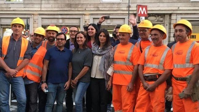 Rome prepares to open Metro C station at S. Giovanni