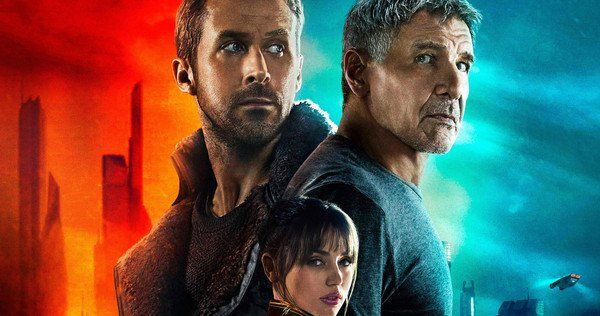 Blade Runner 2049 showing in Rome cinemas