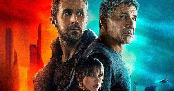 Blade Runner 2049 showing in Rome cinemas