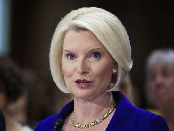 Callista Gingrich is US ambassador-designate to Vatican