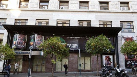 Rome's Fiamma cinema closes