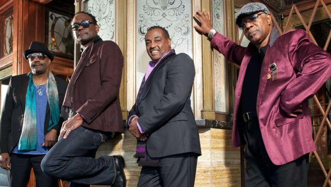 Kool & the Gang at Rome's Atlantico