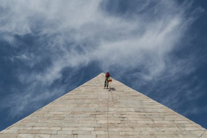 Rome's pyramid open for free tours on 1 November