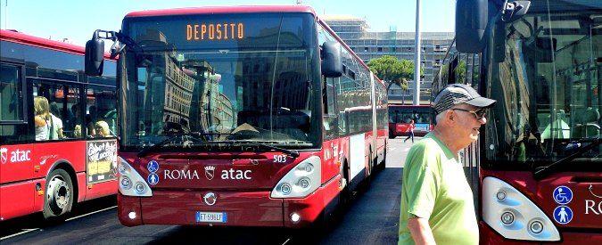 Rome public transport strike on 13 October