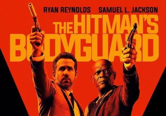 The Hitman's Bodyguard showing in Rome