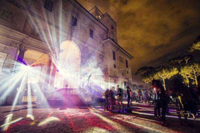 Villa Medici: Notte Bianca