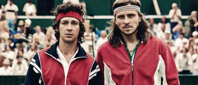 Borg Vs. McEnroe showing in Rome cinemas